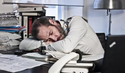 Overworked Businessman- Stock Photo or Stock Video of rcfotostock | RC-Photo-Stock