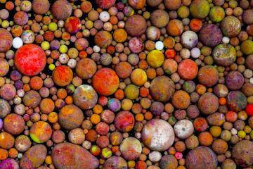 paint balls Abstract background- Stock Photo or Stock Video of rcfotostock | RC-Photo-Stock