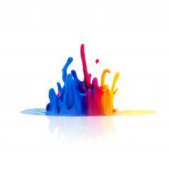 Paint splashing- Stock Photo or Stock Video of rcfotostock | RC-Photo-Stock