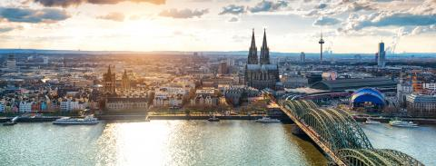 Panorama Skyline Köln : Stock Photo or Stock Video Download rcfotostock photos, images and assets rcfotostock | RC-Photo-Stock.: