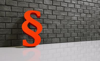 Paragraph against a brick wall : Stock Photo or Stock Video Download rcfotostock photos, images and assets rcfotostock | RC-Photo-Stock.: