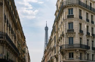 Paris Eiffel Tower view, france- Stock Photo or Stock Video of rcfotostock | RC-Photo-Stock