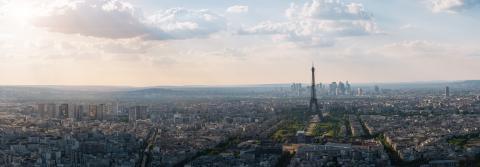 Paris panorama view- Stock Photo or Stock Video of rcfotostock | RC-Photo-Stock