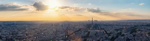 Paris skyline - panorama- Stock Photo or Stock Video of rcfotostock | RC-Photo-Stock