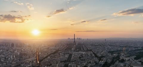 Paris skyline - panorama from the Montparnass tower- Stock Photo or Stock Video of rcfotostock | RC-Photo-Stock