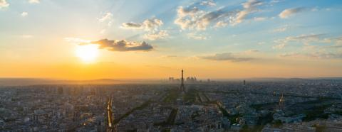 Paris Skyline panorama- Stock Photo or Stock Video of rcfotostock | RC-Photo-Stock