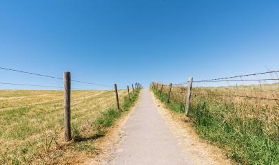 Path into the blue sky- Stock Photo or Stock Video of rcfotostock | RC-Photo-Stock