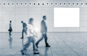 people in rush on a modern floor- Stock Photo or Stock Video of rcfotostock | RC-Photo-Stock
