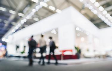 people walking in trade fair booth Intentionally blurred background : Stock Photo or Stock Video Download rcfotostock photos, images and assets rcfotostock   RC-Photo-Stock.: