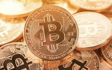 Photo Golden Bitcoins mining ( virtual money )- Stock Photo or Stock Video of rcfotostock | RC-Photo-Stock