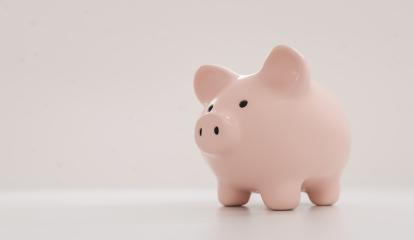 Piggy bank  - copyspace for your individual text. : Stock Photo or Stock Video Download rcfotostock photos, images and assets rcfotostock | RC-Photo-Stock.: