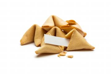 pile of asian fortune cookie with crumbs- Stock Photo or Stock Video of rcfotostock   RC-Photo-Stock