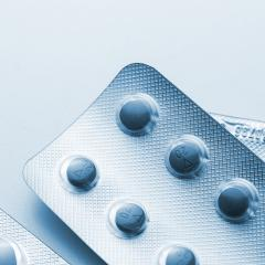 pills in a Blister packaging medicine medical antibiotic pharmacy - Stock Photo or Stock Video of rcfotostock | RC-Photo-Stock