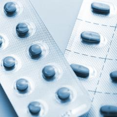 pills Tablets in Blister packagings medicine medical antibiotic pharmacy - Stock Photo or Stock Video of rcfotostock | RC-Photo-Stock