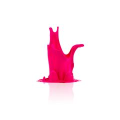 pink paint splashing - Stock Photo or Stock Video of rcfotostock | RC-Photo-Stock