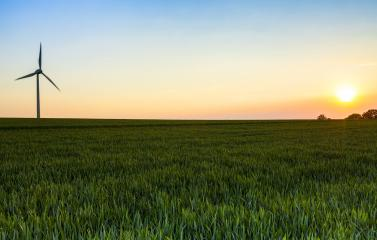 pinwheel in a field against a sunset in the evening twilight  : Stock Photo or Stock Video Download rcfotostock photos, images and assets rcfotostock | RC-Photo-Stock.: