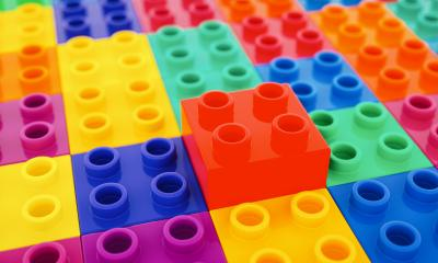 Plastic building blocks : Stock Photo or Stock Video Download rcfotostock photos, images and assets rcfotostock | RC-Photo-Stock.: