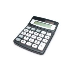 Pocked Calculator on a White Background- Stock Photo or Stock Video of rcfotostock | RC-Photo-Stock
