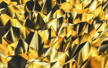 Polygonal triangle abstract golden background - Money Concept Background - 3D Rendering : Stock Photo or Stock Video Download rcfotostock photos, images and assets rcfotostock | RC-Photo-Stock.: