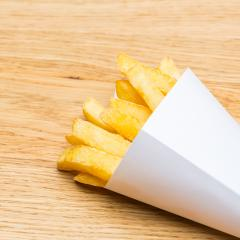pommes fries bag- Stock Photo or Stock Video of rcfotostock | RC-Photo-Stock