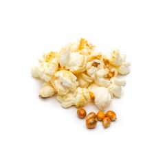 Popcorn on white- Stock Photo or Stock Video of rcfotostock | RC-Photo-Stock