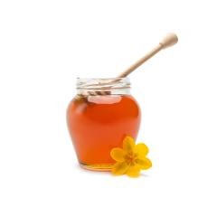 Pot of honey with honey dipper- Stock Photo or Stock Video of rcfotostock | RC-Photo-Stock