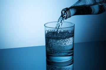 pouring mineral water in to a glass- Stock Photo or Stock Video of rcfotostock | RC-Photo-Stock