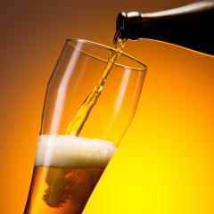 pouring wheat beer in to a glass- Stock Photo or Stock Video of rcfotostock | RC-Photo-Stock
