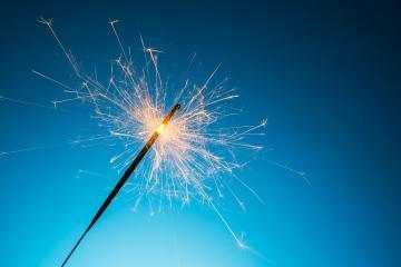 pyrotechnics sparkler- Stock Photo or Stock Video of rcfotostock | RC-Photo-Stock