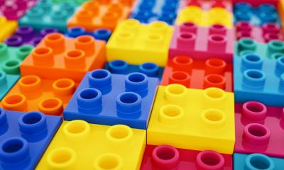 random coloured plastic construction blocks  : Stock Photo or Stock Video Download rcfotostock photos, images and assets rcfotostock | RC-Photo-Stock.: