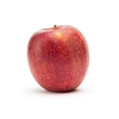 red apple isolated on white- Stock Photo or Stock Video of rcfotostock | RC-Photo-Stock