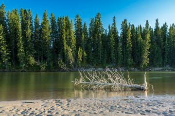 Red Deer River in Canada alberta : Stock Photo or Stock Video Download rcfotostock photos, images and assets rcfotostock | RC-Photo-Stock.: