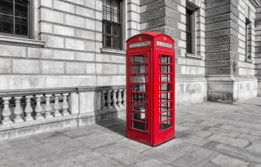Red phone box in London, United Kingdom : Stock Photo or Stock Video Download rcfotostock photos, images and assets rcfotostock | RC-Photo-Stock.: