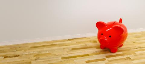 red piggy bank against a wall : Stock Photo or Stock Video Download rcfotostock photos, images and assets rcfotostock | RC-Photo-Stock.:
