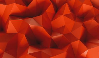 red Polygonal Mosaic Background, - 3D rendering - Illustration, Creative Business Design Templates- Stock Photo or Stock Video of rcfotostock | RC-Photo-Stock