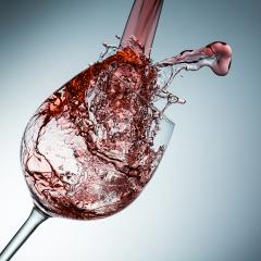 Red wine splashing from glass- Stock Photo or Stock Video of rcfotostock | RC-Photo-Stock