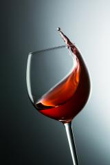 red wine with abstract splash- Stock Photo or Stock Video of rcfotostock | RC-Photo-Stock