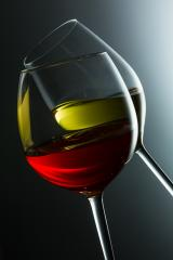 redwine and whitewine glasses- Stock Photo or Stock Video of rcfotostock | RC-Photo-Stock