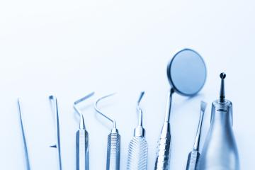 Regular visits to the dentist basic cutlery with drill- Stock Photo or Stock Video of rcfotostock | RC-Photo-Stock
