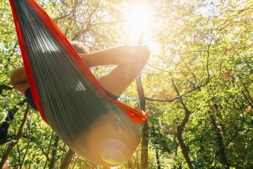 relaxing in the hammock : Stock Photo or Stock Video Download rcfotostock photos, images and assets rcfotostock | RC-Photo-Stock.: