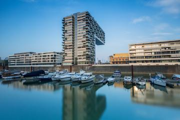 Rheinauhafen in cologne : Stock Photo or Stock Video Download rcfotostock photos, images and assets rcfotostock | RC-Photo-Stock.: