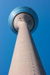 rhinetower in Dusseldorf- Stock Photo or Stock Video of rcfotostock | RC-Photo-Stock