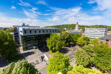 RWTH Aachen Campus- Stock Photo or Stock Video of rcfotostock | RC-Photo-Stock
