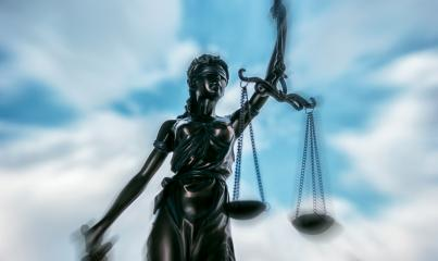 Scales of Justice Statue symbol - legal law concept : Stock Photo or Stock Video Download rcfotostock photos, images and assets rcfotostock | RC-Photo-Stock.: