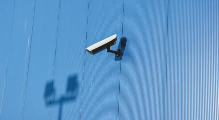 Security camera Private property protection- Stock Photo or Stock Video of rcfotostock | RC-Photo-Stock
