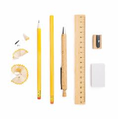 Set of wooden writing tools, pencil, wooden pen, ruler, sharpener, pencil shavings and eraser, isolated on white background : Stock Photo or Stock Video Download rcfotostock photos, images and assets rcfotostock | RC-Photo-Stock.: