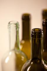 several wine glass bottles- Stock Photo or Stock Video of rcfotostock | RC-Photo-Stock