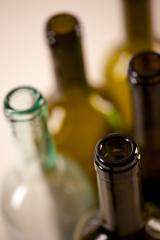 several wine glass bottles : Stock Photo or Stock Video Download rcfotostock photos, images and assets rcfotostock | RC-Photo-Stock.: