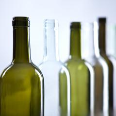 several wine glass bottles in a row : Stock Photo or Stock Video Download rcfotostock photos, images and assets rcfotostock | RC-Photo-Stock.: