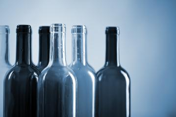 several wine glass bottles with copy space- Stock Photo or Stock Video of rcfotostock | RC-Photo-Stock